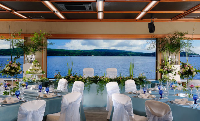 Sea View Lounge「シアリー」/あえの風